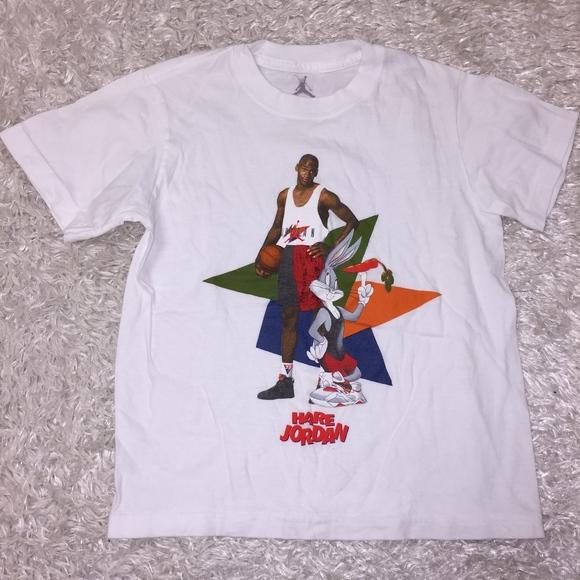 8d5762ef223cbe Jordan Other - Kids Jordan Space Jam Shirt